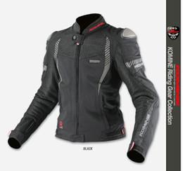 $enCountryForm.capitalKeyWord Australia - 2019 New KOMINE JK089 3D Titanium breathable mesh racing ride high-performance drop resistance clothing motorcycle jacket