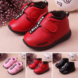 Infant Boys Fashion Australia - good quality Kids shoes Infant Toddler Girls Boys Winter Warm Sport Shoes Snow Boots Sneakers chaussure enfant fille ayakkabi