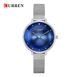 $enCountryForm.capitalKeyWord Australia - New 2019 Ma'am Wrist Watch Fashion Stainless Steel Bring Wrist Watch Leisure Time Heat sale women automatic quartz casual watches master