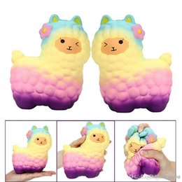 $enCountryForm.capitalKeyWord Australia - good Squishy Hot Alpaca 18cm Slow Rising Original Packaging Collection Gift Decor Toy Phone Straps Decompress Toy t124