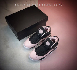 Cherry Blossom Fabric Australia - 2018 New Arrival 6 Rings Cherry blossoms Pink Black women Basketball Shoes 6s high quality Womens Designer Sneakers sports Shoes