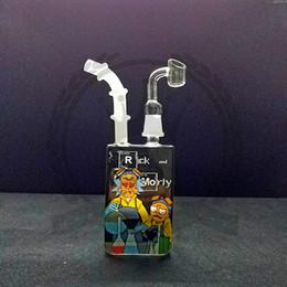 Double honeycomb perc water pipe online shopping - bong water pipe dab rig oil rigs double honeycomb perc purple wax quartz banger heady pipes Pink bongs heady Beaker bubbler