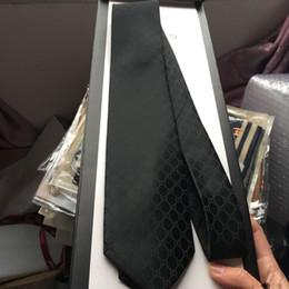 $enCountryForm.capitalKeyWord Australia - 2019 New Luxury silk tie 8cm narrow version of British tie men leisure business brand tie narrow version of the original packaging box
