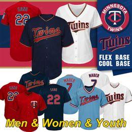 ec8f730d682 Minnesota twins jerseys online shopping - Minnesota Byron Buxton Twins  Jerseys Max Kepler Eddie Rosario Jose