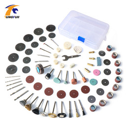 dremel tool grinder Australia - Mini Drill Dremel Rotary Tool Accessories Cutting Disc For Grinders Diamond Rotary Burrs Dremel Accessories Diamond Grinding Whe