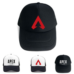 $enCountryForm.capitalKeyWord Australia - Apex Legends 3D Print New Trucker Cap Game Fans Cool Caps Summer Baseball Net Outdoor Casual Sports Caps Hat TC190301W