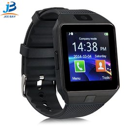 $enCountryForm.capitalKeyWord Australia - 2019 New Bluetooth Smartwatch Smart Watch DZ09 TF SIM Camera Sport Men Women Wrist Watch for Samsung Huawei Xiaomi Android Phone