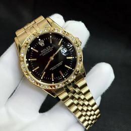 $enCountryForm.capitalKeyWord Australia - 2019 Mens New Fashion Luxury Watches Diamond Watch Full Steel Automatic Date Women Dress Watches Quartz Watches Montre de luxe