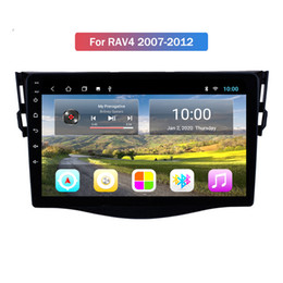 rav4 gps UK - 2G RAM 10.1 Inch HD Full Touch Screen Android 10 Car GPS Navigation for Toyota RAV4 2004-2012 Stereo System