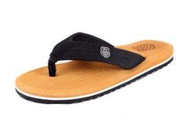 Light Green Heels Australia - Men's flip-flops summer wear comfortable sandal high quality non-slip wear-resistant flip-flops ultra light shopping breathable flat shoes