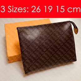 Gold cosmetic baG small online shopping - TOILETRY POUCH cm Designer Fashion Women s Clutch Bag Mini Pochette Cosme Toilet Pouch Cosmetic XL Beauty Case Accessories M47542
