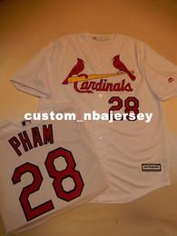 $enCountryForm.capitalKeyWord Canada - Cheap custom TOMMY PHAM SEWN Baseball Jersey WHITE New Stitched Customize any name number MEN WOMEN BASEBALL JERSEY XS-5XL