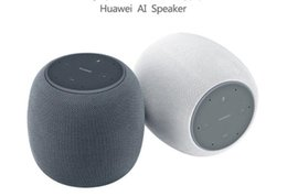 wifi speakers UK - Huawei Xiaoyi Ai Speaker Smart Call Wireless WiFi Bluetooth Voice Recognition Voice Control Smart Home Light Music Play