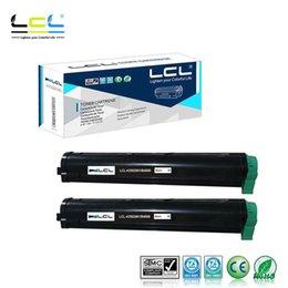 toner for oki 2019 - LCL 43502001 B4400 (2pk Black) Toner Cartridge Compatible for OKI B4400 B4400N B4600 B4600N cheap toner for oki