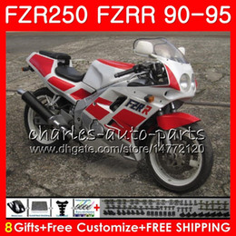$enCountryForm.capitalKeyWord Australia - Kit For YAMAHA red white stock FZRR FZR 250 R 250R FZR250 90 91 92 93 94 95 124HM.42 FZR-250 FZR250R 1990 1991 1992 1993 1994 1995 Fairing