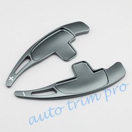 Vente en gros Extension de levier de levier de changement de vitesse de volant de voiture pour Benz AMG W176 W204 S204 S212 W166 W218 C117 X156 C197 Accessoires