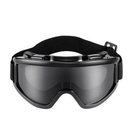 449b7b6641 1 UNID Lente Gafas protectoras Gafas protectoras Ojos Máscara A prueba de  polvo A prueba de viento Resistente a la seguridad Seguridad Laboral Gafas  de ...