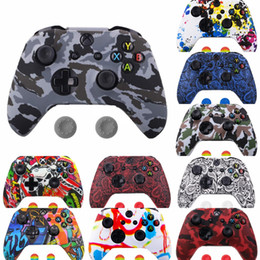 wireless controller shells Australia - pDiK1 For Microsoft Xbox Custom Slim Cases One Replacement Multicolor Housing Shell Case Full Set For Wireless Xbox One S Controllers