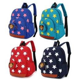 b90a164fefac Kids Back School Cartoon Australia - Children Cute Backpack School Bag  Large Capacity Cartoon Backpacks Key
