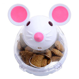 $enCountryForm.capitalKeyWord NZ - Feeding Interactive Toy Mouse Tumbler Leakage Ball Dog Cat Pet Shop Funny Toys Feeder Puppy Play Supplies For Small Dogs