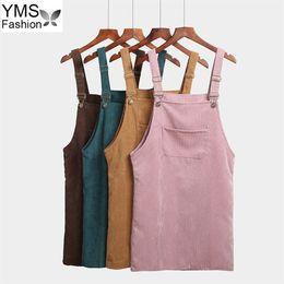 7487071b68 Korean Skirt Colors UK - 11 Colors Fashion 2019 Somple Korean Fashion Women  Clothing Ladies Pockets