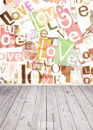 $enCountryForm.capitalKeyWord Australia - SHENGYONGBAO Art Cloth Custom Photography Backdrops Prop Valentine's day Theme Photography Background 10901