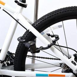$enCountryForm.capitalKeyWord Australia - German Reddot Design Award Bike Motorcycle Electric Bicycle High Security & Drill Resistant Lock Cylinder Bike Anti Theft Lock #81489
