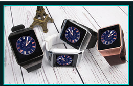 $enCountryForm.capitalKeyWord Australia - The new DZ09 Smart Watch Dz09 Watches Wristband Android Watch Smart SIM Intelligent Mobile Phone Sleep State Smart watch Retail Package