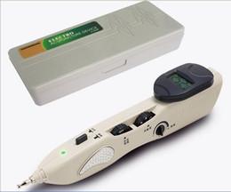 Meridian Massage Pen Australia - Digital Electronic Acupuncture Device Massage Pen Pointer With Reflux Stick Activate Meridian Pain Relief Durable