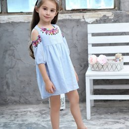 Chinese Lantern Party Hot Australia - Toddler Girl Summer Clothes 2019 Hot Sale Baby Girl Clothes Embroidery Lace Party Princess Fashion Chinese Style Dresses