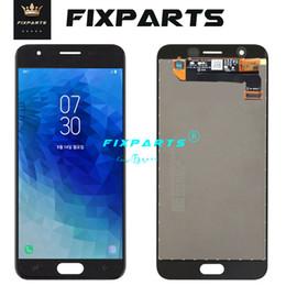 $enCountryForm.capitalKeyWord Australia - New LCD For Samsung Galaxy J7 2018 J737 LCD Display Touch Screen Digitizer Assembly Repair Parts J737A J737P J737V J737T Display