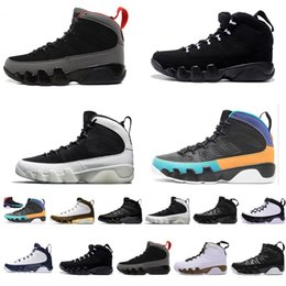 $enCountryForm.capitalKeyWord Australia - 2018 Cheap NEW 9 MENS basketball shoes PINNACLE PACK BASEBALL GLOVE BLACK Brown 9s Discount Men Basketball Sneaker Boots High Quality 40-47
