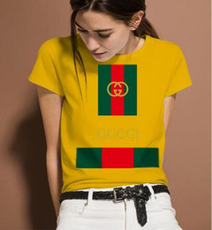 Sexy tee ShirtS for women online shopping - Woman s clothing Summer Fashion Loose Italian luxury T shirt For Women Casual long Sleeve O neck Woman s t shirts Sexy Tees G8 gucci