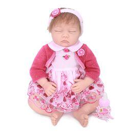 Dolls Otarddolls Baby Reborn Doll Latest New Silicone Boneca Adorable Menina Lovely 20inch 50cm Soft Vinyl Surprise Gift Kids Toys & Hobbies