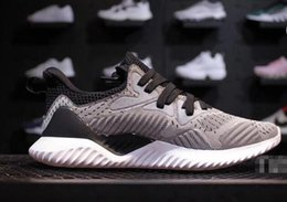 Discount alpha bounce - 2019-NEW Designer brand Kolor Alphabounce Beyond 330 Mens Running Shoes Alpha bounce Run Sports Trainer Sneakers Man Sho