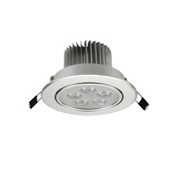 China Hot sale 4x5W Downlight LED rotatable Recessed Ceiling Light warm white cool white Spotlight Lamp Driver 110V For indoor illumination suppliers