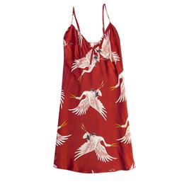 a082fd7769b 2019 Sexy Fashion Women Strap Nightwear Trim Satin Sets Women Fashion Lace  Nightgown Strap Nightdress Babydoll Sleepwear  4