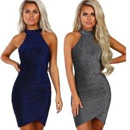 Shapewear Dresses Australia - Hot summer dresses 2019 sleeveless Midi shapewear sexy women's dress clubs wear elegant mesh party dresses