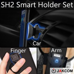 magnetic cell phone car mount NZ - JAKCOM SH2 Smart Holder Set Hot Sale in Cell Phone Mounts Holders as magnetic vent cover air selfie 2 smartphone holder car