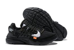 running trainers shoes air UK - 04High Quality 2019 New Presto V2 Ultra BR TP QS Black White X Sports Shoes Cheap Air Cushion Prestos Women Men Brand Trainer Sneakers