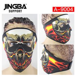 $enCountryForm.capitalKeyWord Australia - JINGBA SUPPORT Full Face Halloween Cool Mask Mens Outdoor Sport Ski bike Mask Facemask tactica dropshipping wholesale