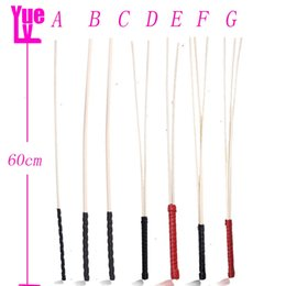 adult bdsm games spanking Australia - YUELV 60CM BDSM Natural Rattan Toughness Sex Whip Spank Flogger Paddle Fetish Bondage Lash Adult Game Sex Products For Couples Erotic Toys