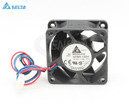 $enCountryForm.capitalKeyWord Australia - Delta electronics AFB0612DH 6025 6cm 60mm fan 12V 1.1A 3 pin computer case cpu cooling fans
