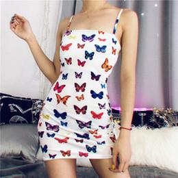 $enCountryForm.capitalKeyWord Australia - Butterfly pattern strapless dress slim figure high waist sexy dress street shot super beautiful evening dress summer trend
