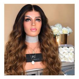 $enCountryForm.capitalKeyWord Australia - 100% American female wig, long curly hair, big wave, black gradient, light brown fiber dye, comfortable to wear.TKWIG