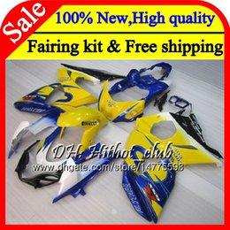 $enCountryForm.capitalKeyWord Australia - Fairing Bodywork For SUZUKI GSX-R1000 GSXR 1000 09 10 11 12 13 15 33HT16 GSX R1000 K9 Blue CORONA GSXR1000 2009 2010 2011 2012 2014 2015