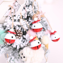 Small hanging bellS online shopping - Christmas Decoration Christmas Tree Hanging Ornament Small There are small bells one pack Bells Bell Cute