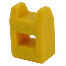 $enCountryForm.capitalKeyWord Australia - BMBY-Screwdriver Magnetizer Degaussing Demagnetizer Magnetic Practical Pick Up Tool Color:Yellow