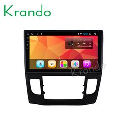 Honda dvd navigation online shopping - Krando Android quot IPS Full touch car dvd Multimedia player for Honda CRIDER Automatic A C navigation system