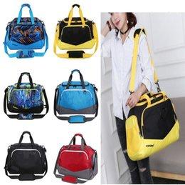 $enCountryForm.capitalKeyWord Australia - Brand Designer Duffle Bag U&A Large Capacity Nylon Handbag Under Women Men Sports Travel Storage Bags Waterproof Shoulder Tote Bag Packsack